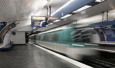 #metro #métro #train #paris #france