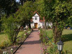 Evangelisches Pfarrhaus in Nikolaiken (Mikolajki) / Masuren