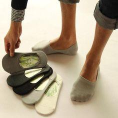 3Pair Invisible Socks http://slangzteez.com/products/3pair-invisible-socks?utm_campaign=crowdfire&utm_content=crowdfire&utm_medium=social&utm_source=pinterest