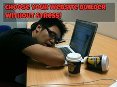 Today a content management system (CMS) is easy to use website building platform which builds websites automatically and manage your website content. You have no worries about coding or website designing. So take it easy and choose your website builder without stress! http://bit.ly/2lmFwnX