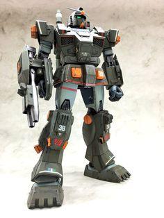 GUNDAM GUY: 1/60 Full Armor Gundam - Custom Build