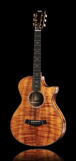 Taylor Koa Guitar...If I ever get rich this will be the first thing I buy.