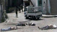 Matanzas en Siria desatan pánico y huida