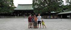 Este é o primeiro post da série que vou escrever sobre o Japão. Nós visitamos esse país fantástico duas vezes: a primeira vez em 2006, na primavera, época das cerejeiras em flor, só eu e o marido, visitando várias cidades de trem; e a segunda vez agora em julho de 2012, em pleno verão, com …
