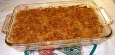 Garden Fresh Green Bean and Chicken Casserole - recipe contest submission (submit yours!)