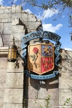 New Be Our Guest Restaurant at Disney World