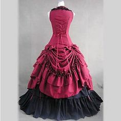 Halloween costumes for women adult princess belle costume southern belle costumes Victorian Ball Gown Gothic lolita dress custom