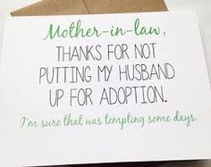 Image result for mother in law birthday