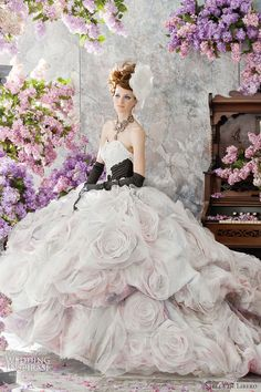 Stella de Libero Wedding Dresses — The Lilac Bridal Collection | Wedding Inspirasi