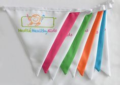 branded bunting - Google Search