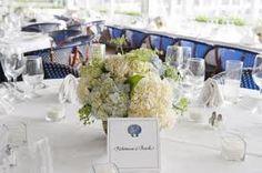hydrangea table decorations - Google Search