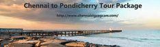 Chennai To Pondicherry Tour Package Mini Bus, Pondicherry, Tour Operator, Car Travel, Chennai, Tours, Beach, Water, Outdoor