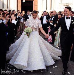 Camila& Bride Diary: Our wedding in Florence - Part 2 - Camila Carril Rental Wedding Dresses, Wedding Dresses Plus Size, Glamorous Wedding, Elegant Wedding Dress, Dream Wedding, Bridal Gowns, Wedding Gowns, Wedding Ceremony, Wedding Dress Patterns