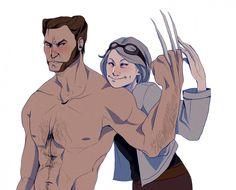 Pietro and Logan