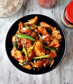 Sriracha & Hoisin Glazed Chicken