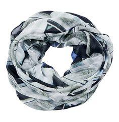 "Good & Co AW13 silk scarf - ""State Treasures"" - 160x130cm"