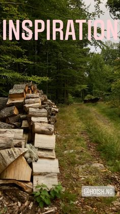Vedstabel is Norwegian for a pile of wood more or less neatly stacked. With vedstabel comes hygge, and I bet you know what that means! Inspiration. #hygge #vedstabel #vugg #HOISK #firewood #norway #norwegianhygge