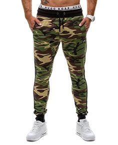 MADMEXT 1124 Verde M [6F6] Hombre Bolsillos Gym Pantalones Diseño de Camuflaje BOLF https://www.amazon.es/dp/B015R4K10C/ref=cm_sw_r_pi_dp_82pcxbWK57VP9