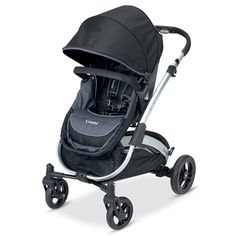 The Combi Catalyst is a versatile, modular stroller that easily converts from a travel system to bassinet stroller or toddler stroller. $379