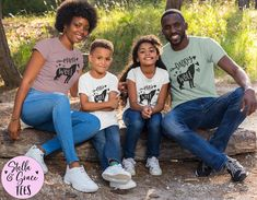Wolf Family Shirts, Matching Family Wolf Shirts, Mama Daddy Mini Wolf Family Shirts, Mom Dad Mommy and Me Outfits Baby Kids Toddler Boy Girl