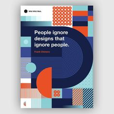 'Epic design quotes posters' is a project that we began to pay tribute to our designers reference. With epic quotes posters of the Most Influential designers. Best Book Cover Design, Best Book Covers, Book Design, Layout Design, Print Design, Web Design, 2020 Design, Graphic Design Posters, Graphic Design Inspiration