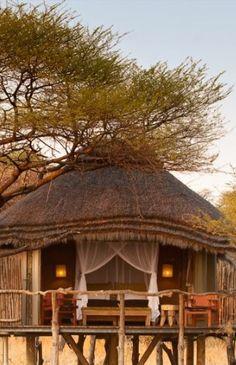 Tree Top Camp, Namibia