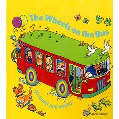 The Wheels on the Bus (English-Urdu)