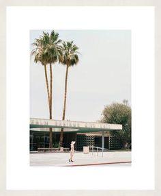Stephanie Kloss, PALM SPRINGS CITY HALL (Albert Frey), 2015 / 2015 © www.lumas.de/ #Lumas