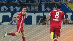 FC Schalke 04 - Bayern München 0-2