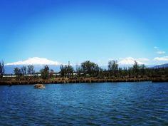 Shared by diego.rodarte.77 #landscape #contratahotel (o) http://ift.tt/22O2Jj3 de la tormenta viene la calma #xochimilco #sanluistlaxialtemalco #paisajes #volcanesdemexico #popocatepetl #iztaccíhuatl #naturaleza