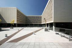 New Downtown Santiago Inacap Campus  / Estudio Larrain