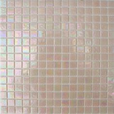 Hakatai Enterprises K82 Luster Floor Tile, Rose Petal