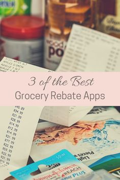 3 of the Best Grocery Rebate Apps- Ibotta, Checkout51, Walmart