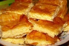 Romanian Desserts, Romanian Food, Foods To Eat, I Foods, Sweets Recipes, Cooking Recipes, Albanian Recipes, Polish Recipes, Quiches