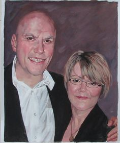 PaintYourLife.com - Pastel portraits created from your photos by professional artists. The perfect gift idea for a wedding anniversary – Pastel Paintings from the PaintYourLife Studios.