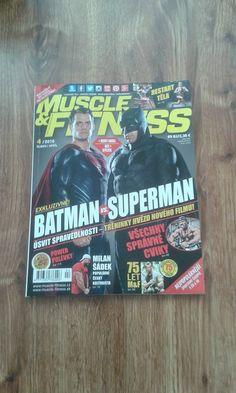 Batman vs. Superman in Muscle Fitness :: Henry Cavill Czech fanclub