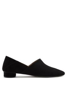 Noelle suede loafers   The Row   MATCHESFASHION.COM UK