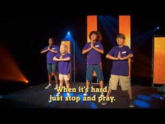 I'm Gonna Choose - Super Hero VBS another song for the kids
