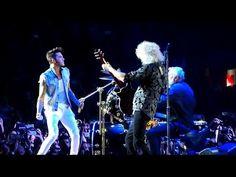 Queen + Adam Lambert - Under Pressure - 09/16/2015 - Live in Sao Paulo, Brazil - YouTube