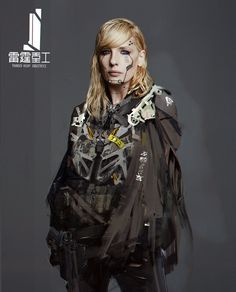 Futuristic Art Concepts by Minovo Wang