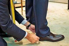 Все о мужских брюках! Как носить и какой должна быть длина.