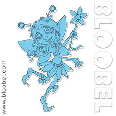 Now available at Bloobel Stamps: Flower Fairy You can find it here http://www.bloobel.com/products/flower-fairy-digi-stamp?utm_campaign=social_autopilot&utm_source=pin&utm_medium=pin