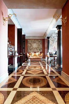 stunning floor design       #interior #floor #design