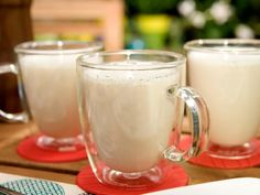 Get Bobby Flay's Frothy Hot White Chocolate Recipe from Food Network