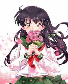 Manga Anime, All Anime, Me Me Me Anime, Anime Love, Anime Art, Anime Girls, Inuyasha Fan Art, Inuyasha And Sesshomaru, Kagome And Inuyasha