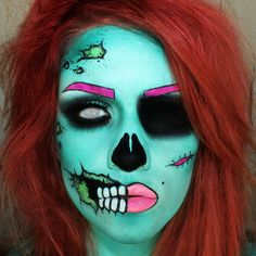 unusual makeup - Google Search