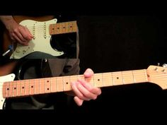 Sultans Of Swing Guitar Lesson Pt.2 - Dire Straits - Chorus & Verse Two - YouTube