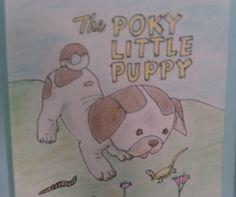 Golden Book's Pokey Little Puppy