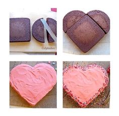 this would be a great gift to make someone for Valentine's Day! and super yummy too :)