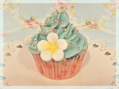 La cocina de Vifran: Cupcakes de fresa y piña